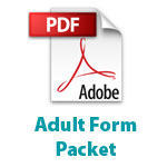 Ortho Form Packet - Adult